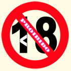 Esse site é proibido para menores de 18 anos