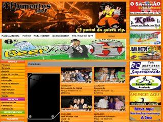 Thumbnail do site MomentosVip.net - O portal da galera VIP!
