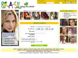 Thumbnail do site Brasil Easy Encontro - Encontrar amigos, procurar namoro ou relacionamento...