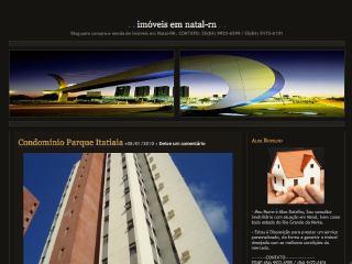 Thumbnail do site Imóveis em Natal RN