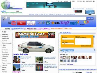 Thumbnail do site Jornal BA