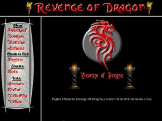 Thumbnail do site Revenge of Dragon