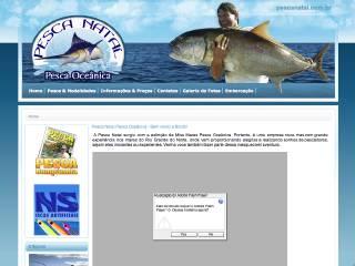Thumbnail do site Pesca Natal - Pesca Oceânica