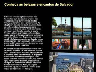 Thumbnail do site Hotel em Salvador