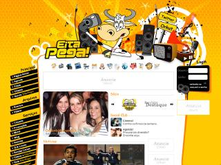 Thumbnail do site Eita Pega!