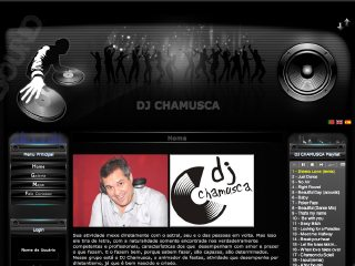 Thumbnail do site Dj Chamusca - energia, simpatia e profissionalismo.