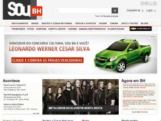 Thumbnail do site Sou BH