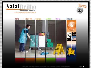 Thumbnail do site Natal Brilho - Limpeza Predial