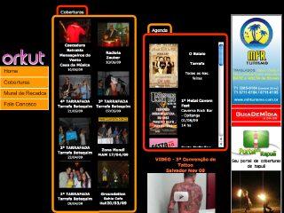 Thumbnail do site Portal CLIKFESTA