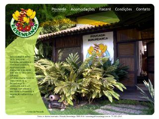 Thumbnail do site Pousada Burundanga