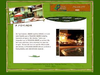 Thumbnail do site Pousada Abaré