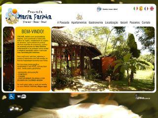 Thumbnail do site Pousada Maria Farinha