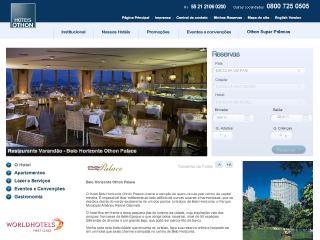 Thumbnail do site Belo Horizonte Othon Palace ****