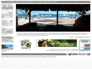 Thumbnail do site Bahia Plaza Resort *****