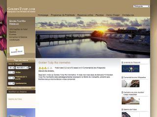 Thumbnail do site Golden Tulip Rio Vermelho ****