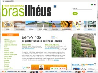 Thumbnail do site Brasilheus