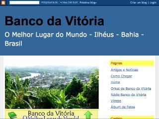Thumbnail do site Banco da Vitória