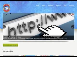 Thumbnail do site Consultoria Web