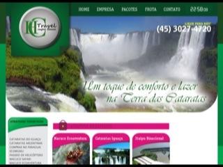 Thumbnail do site HC Travel Confort Service