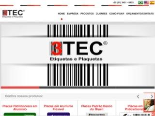 Thumbnail do site 3 TEC - EtiqueTAS E Plaquetas