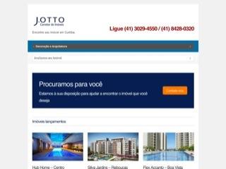 Thumbnail do site J. Otto Corretor de imóveis
