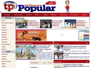 Jornal Tribuna Popular (Guanambi BA)