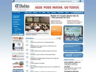 Thumbnail do site Agecom - Assessoria Geral
