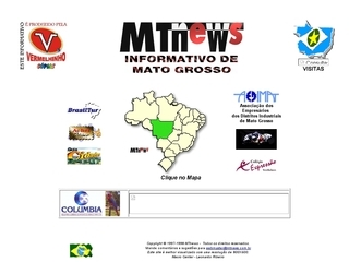 Thumbnail do site MTnews