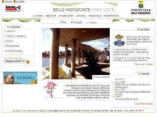 Thumbnail do site Belotur