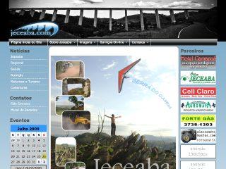Thumbnail do site Jeceaba MG