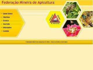Thumbnail do site FEMAP - Federação Mineira de Apicultura