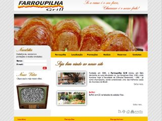 Thumbnail do site Farroupilha Grill