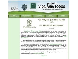 Thumbnail do site Igreja em Belo Horizonte