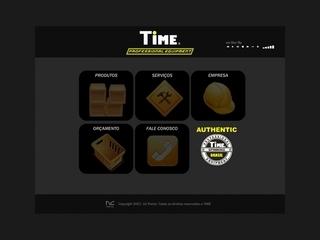 Thumbnail do site Academia Time Fitness