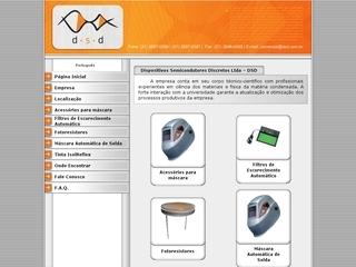 Thumbnail do site Dispositivos Semicondutores Discretos Ltda
