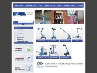 Thumbnail do site Orguel Plataformas