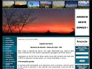 Thumbnail do site Lapinha da Serra - Serra do Cipó