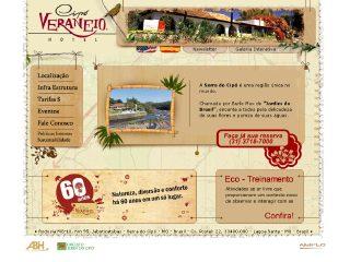 Thumbnail do site Cipó Veraneio Hotel