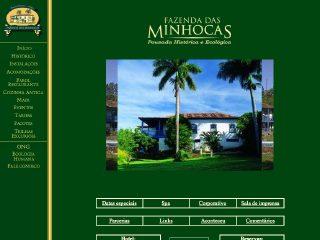 Thumbnail do site Fazenda das Minhocas