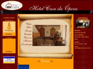 Thumbnail do site Hotel Casa da Ópera