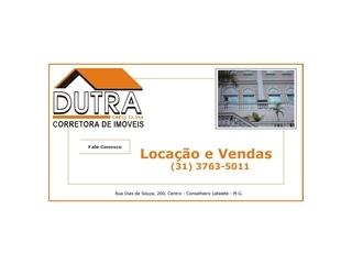 Thumbnail do site Dutra Corretora de Imóveis