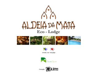 Thumbnail do site Aldeia da Mata Eco Lodge