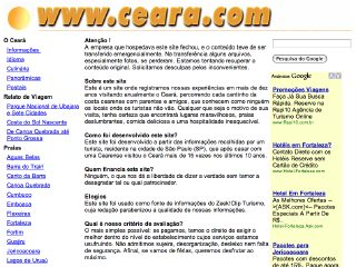 Thumbnail do site Ceara.com