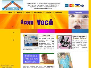 Thumbnail do site Nanna Nenê