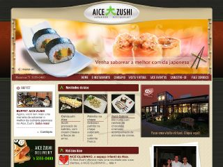 Thumbnail do site Aice Zushi