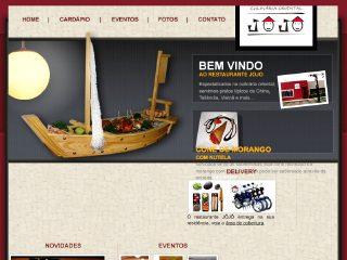 Thumbnail do site JoJô Delivery