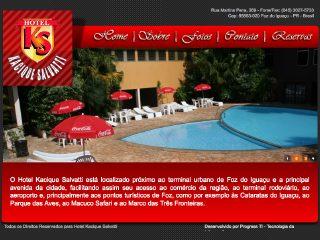 Thumbnail do site Hotel Kacique Salvatti