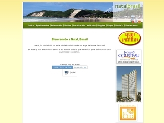 Thumbnail do site NatalBrasil.info