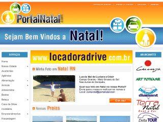 Thumbnail do site Natal-RN
