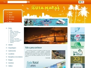 Thumbnail do site Natal Guia